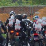 MC Einhorn: Najtrudniejsze gang motocyklowy