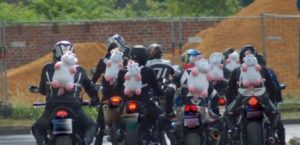 MC Einhorn: Le plus dur gang de motards