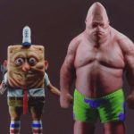 Real Spongebob and Patrick