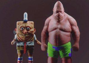 Gerçek Sünger ve Patrick
