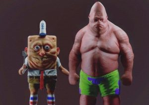 Real Bob Esponja e Patrick
