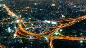 Rush: Das hypnotisierende Treiben in Grossstädten