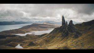 Scotland 4K im Zeitraffer