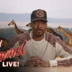 Snoop Dogg commented: The escape of a Iguanas in front of dozens of snakes