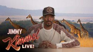 Snoop Dogg kommenterede: Flugten af en Iguanas foran dusinvis af slanger