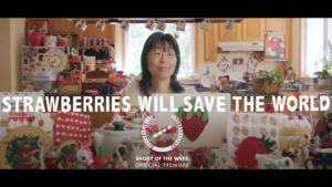 Strawberries Will Save The World ?