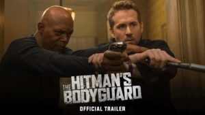 The Hitman's Bodyguard - Aanhangwagen