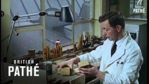som 1965 Matchbox bil produceret