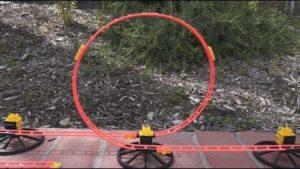 Hvorfor loops er ikke perfekte cirkler