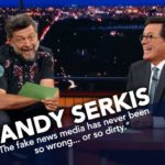 "Andy Serkis leest Trump Tweets als Gollum uit ""Lord of the Rings"""
