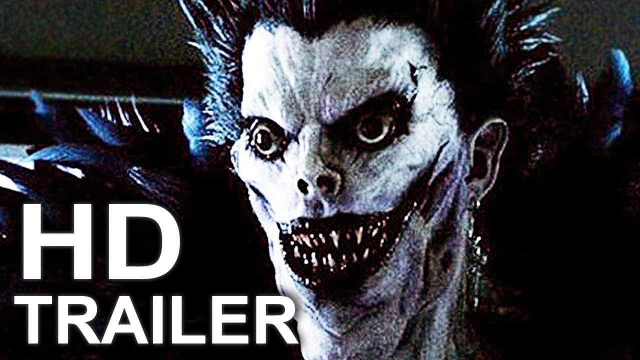 Death Note Trailer 2 Comic Con 2017 2017 Movie Hd