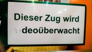 Trains are deoüberwacht