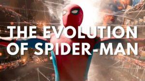 Udviklingen af Spider-Man i film og tv (1967-2017)