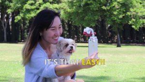 Flexy Paw: So gelingt das perfekte Haustier-Selfie