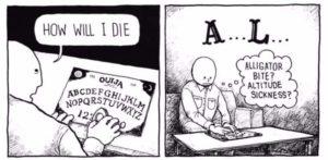 Hur kommer jag att dö