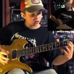 "Metal offspring is hot for Metallica: 13-year-old plays ""Orion"" on all instruments himself"