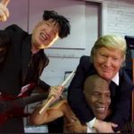 Nuclear Power Trio: Donald Trump, Kim Jong-un en Mike Tyson vond nieuwe prog-metal supergroep