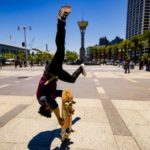 Parkour di skateboard: Strade di San Francisco