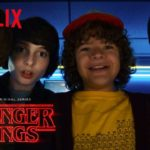 stranger Things, 2. Esquadra – TRAILER