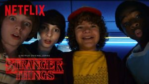 Stranger Things, 2. Squadrone - Rimorchio