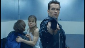Terminator 2 3D clipes Judgement Day und Trailer