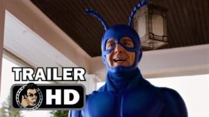 The Tick - Trailer zur Serie von Amazon