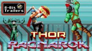 Thor: Ragnarok - 8-Bit Trailer