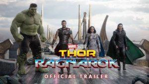 Thor: Ragnarok - Przyczepa