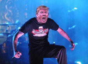 "Donald Trump macht mit Meshuggah's ""Bleed"" ""Billions"""