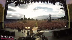 """Wie 65'000 zu """"Bohemian Rhapsody"""" vor einem Green Day-Konzert abgehen"""