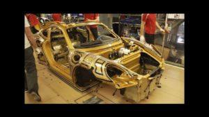 Wie ein Porsche 911 gebaut wird