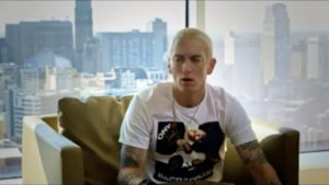 Som Eminem Dr.. Dre blev opdaget