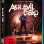 "ilk sezon ""Kül Vs. Evil Dead"" Sonunda DVD ve Blu-ray"