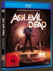 "Die erste Staffel ""Ash vs. Evil Dead"" finally on DVD and Blu-ray"