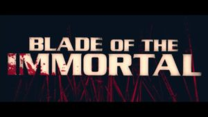 Blade Of The Immortal - Trailer