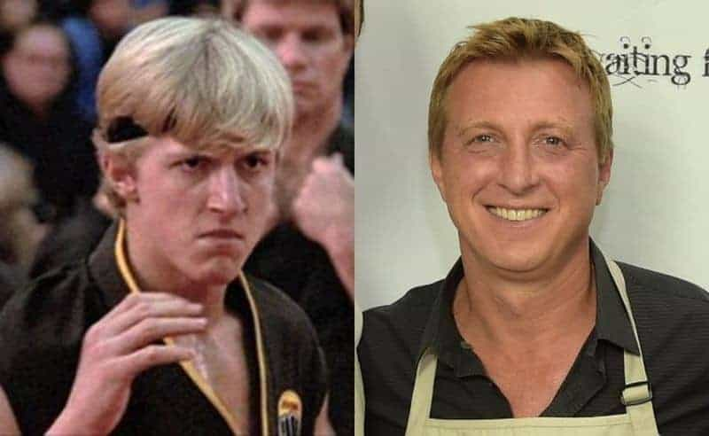 Karate kid cobra kai sensei