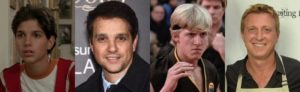 Cobra Kai: Karate Kid serie spin-off met de originele line-up, en Ralph Macchio hier