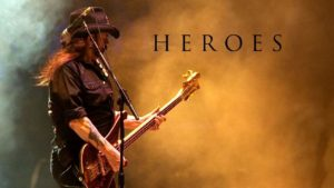 DH: Heroes - Motorhead