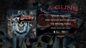 DBD: Sticky Fingers - L.A. Guns