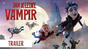 Der Kleine Vampir - Trailer