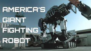 """""""Giant Robot Duel"""" Slutligen finner rum i september"""