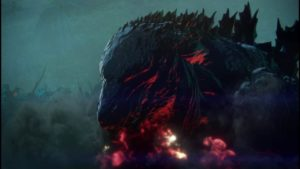 Godzilla: monster Planet - Trailer for the animated film