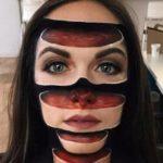 Horror make-up illusioner af Mimi Choi