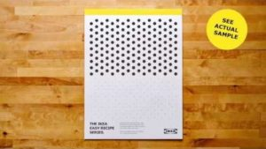 Ikea Cook this Page: Cookable recipe Posters