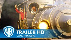 Jim Knapp og Lukas lokomotivfører - Trailer zur Realverfilmung