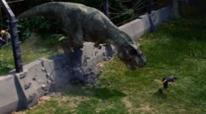 Jurassic World Evolution - In the trailer you can build your own Jurassic Park