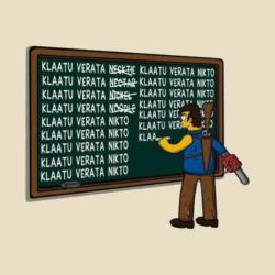 Klaatu Verata Nektu