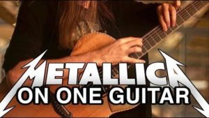 Mike Dawes spielt Metallicas One Unplugged