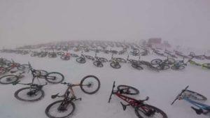 Mountain of Hell: Mass Start Craziness