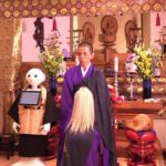 Robot priests for funerals